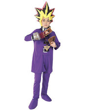 Child's Boys Deluxe Yu-Gi-Oh Yugioh Costume