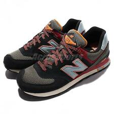 New Balance ML574TSX D BLack Green Blue Red Mens Running Shoes ML574TSXD