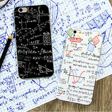 Stylish New Math formula Creative Soft Bumper Case Cover For iPhone 6 6S 6 Plus
