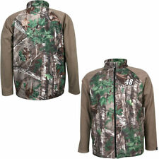 Jimmie Johnson Camo Realtree Xtra Green Fleece Jacket - NASCAR