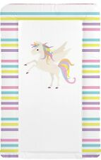 Unicorn Fantasy Changing Mat in VARIOUS COLOURS - Brand New - MADE IN THE UK