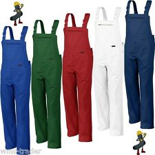 Boiler Suit Work Trousers Overalls Workwear Qualitex 270 NEW