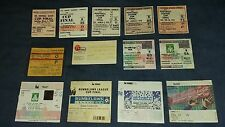 League Cup Final Tickets 1968-2013 (UPDATED)