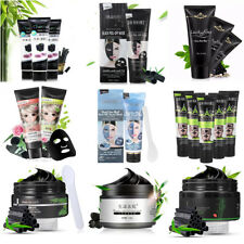 Blackhead Remover Deep Cleansing Purifying Peel Off Acne Black Mud Face Mask