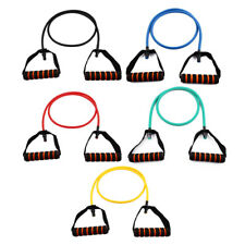 Sports Stretchy Powerlifting Resistance Tube Strength Training Rope Workout Hose