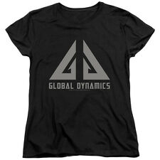 Eureka Global Dynamics Logo Womens Short Sleeve Shirt
