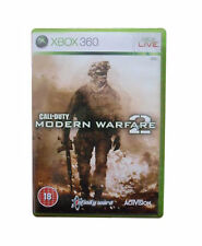 Call of Duty: Modern Warfare 2 xbox 360 game complete free delivery