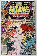 The New Teen Titans #12 (Oct 1981, DC) VF
