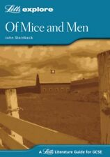 Of Mice and Men: GCSE Text Guide 9781843153122 by John Steinbeck, Paperback, NEW