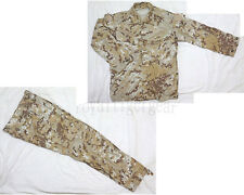 Italy Italian Army Desert Vegetato Camo BDU Shirt Pants Set