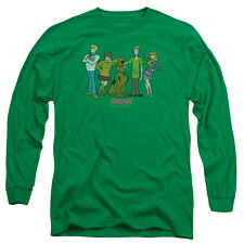 Scooby Doo Scooby Gang Mens Long Sleeve Shirt