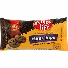 Enjoy Life - Semi-Sweet Gluten Free Chocolate Chips ( 12 - 10 OZ): Semi-Sweet Gl
