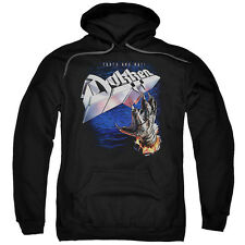 Dokken Tooth And Nail Mens Pullover Hoodie Black