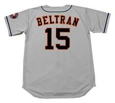CARLOS BELTRAN Houston Astros Majestic Away Baseball Jersey