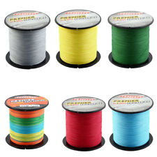 Outdoor Braided Fishing Line Wire String Spool 300m Length