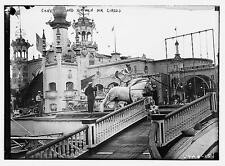 Photo of Coney Island, Open air circus