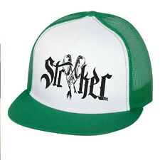 Stryker Fight Gear Y On Mesh Trucker Snap Hat MMA UFC Cap W Free Tapout Sticker