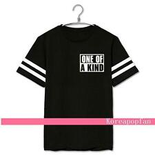 New Fashion G-DRAGON GD New ONE OF A KIND BIGBANG Basic Tee Cotton100% T-shirts