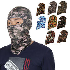 Full Coverage Face Mask Activities Cycling Biking Neck Protector Hood Balaclava