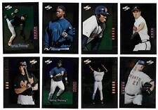 1998 Score Rookies and Traded Showcase Baseball Set ** Pick Your Team **