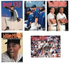 1998 Sports Illustrated Then and Now Great Shots Baseball Set ** Pick Your Team