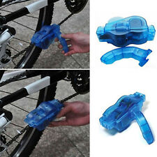 For Cycling Bike Bicycle Chain Wheel Wash Cleaner Brushes Scrubber Set Tool Kit