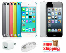 Apple iPod touch 5th Generation Wi-Fi  32GB, Blue, Yellow, Black - (C GRADE)