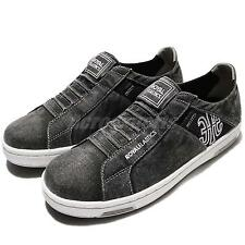 Royal Elastics Icon Washed 1706 Black White Men Casual Shoes Sneakers 02372-990