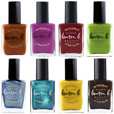 NEW Lauren B. Beauty Nail Polish - Assorted Colors Available