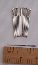 Size 16 Tapestry Needles nickel plated-ideal for children-5,10,25,50 & 100