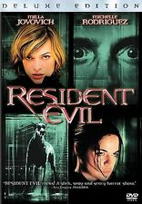 Resident Evil (DVD, Deluxe Edition) + BRAND NEW IN SHRINKWRAP!