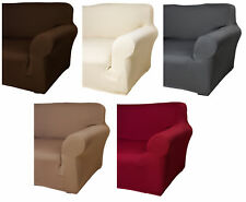 Ashley Mills Easy Stretch Furniture Protector Chair Sofa Cover 1 2 3 Seater