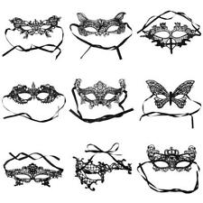 Sexy Lace Eye Mask Venetian Masquerade Halloween Ball Party Fancy Dress Costume