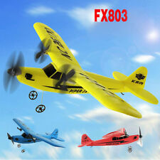 Remote Control RC Helicopter Plane Glider Airplane EPP Foam 2CH 2.4G Toys Gift