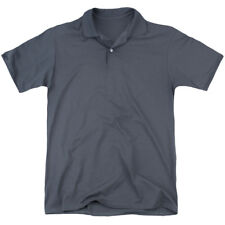 Scooby Doo Being Watched (Back Print) Mens Polo Shirt