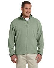 Chestnut Hill Mens Microfleece Full-Zip Jacket Big Sizes Only