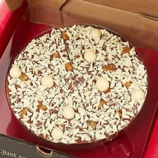 7 Inch Gourmet Belgian Milk Chocolate Pizza Easter GIft OUT OF DATE