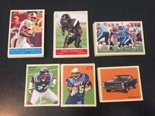 2009 UD NFL Philadelphia Singles & National Chicle Inserts Pick CHOICE List YFTS