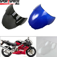 Windscreen For Honda CBR600F4 CBR 600 F4 1999-2000 ABS Motorcycle Windshield