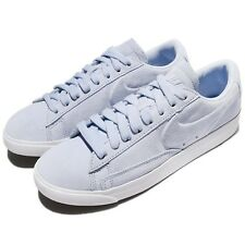 Nike Wmns Blazer Low SD Ice Blue Suede Women Shoes Trainers Sneakers AA3962-402