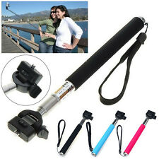 Extendable Handheld Telescopic Self-portrait Tripod Monopod For Camera Camcorder