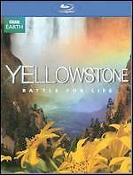 NEW - Yellowstone: Battle for Life (Blu-Ray) ++ MINT CONDITION! + FAST Shipping!