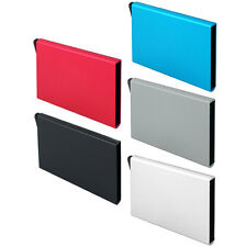Office Travel Metal Automatic Pop-up Business Name Credit Card Case Holder