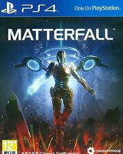 New Sony PS4 Games MATTERFALL HK version