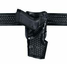 Leather gun Holster for Glock Beretta Ruger Sig Sauer Smith & Wesson Taurus