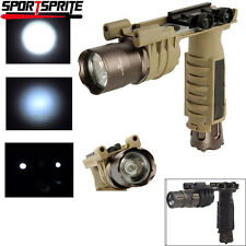Night Evolution M900V Vertical Foregrip Weapon Light Gun Lamp Torch NE03004