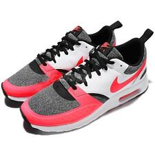 Nike Air Max Vision SE Wolf Grey Solar Red Men Running Shoes Sneakers 918231-002