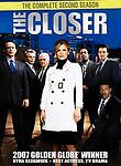 The Close: Season 2 + (DVD) BRAND NEW IN SHRINKWRAP!