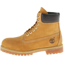 """Timberland 6 Inch Premium AF Waterproof Men's Leather Boots Boots Wheat 6 """" NEW"""