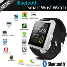 Smart Wrist Watch Bluetooth Phone Mate For IOS Android iPhone Samsung C